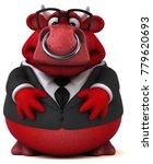 red bull   3d illustration | Shutterstock . vector #779620693