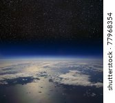 The Earth In Space. High...
