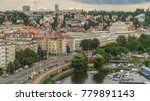 View Of Prague Timelapse From...
