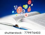 open book with pages  ...   Shutterstock . vector #779976403