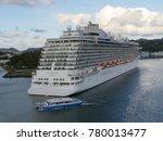 st. lucia  caribbean islands... | Shutterstock . vector #780013477