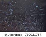 stars explosion galaxy  night... | Shutterstock . vector #780021757