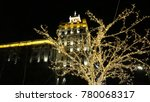 russia moscow city street view | Shutterstock . vector #780068317