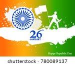 vector illustration of 26... | Shutterstock .eps vector #780089137