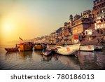 varanasi  banaras  uttar...   Shutterstock . vector #780186013