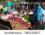 zanzibar  tanzania   august 10 ... | Shutterstock . vector #780210817