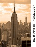 new york city  ny   oct 29 ... | Shutterstock . vector #780222937