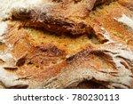 bread texture  close up view...   Shutterstock . vector #780230113