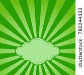 sunlight retro faded grunge... | Shutterstock .eps vector #780244333