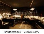 intimate interior of luxury... | Shutterstock . vector #780318397