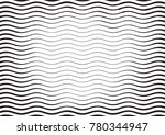 halftone engraving black and... | Shutterstock .eps vector #780344947