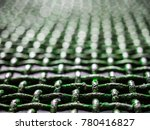 rusty fence texture  colorful... | Shutterstock . vector #780416827