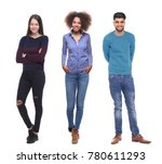 group of people | Shutterstock . vector #780611293