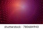 abstract vector background ... | Shutterstock .eps vector #780684943