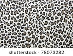 texture leopard see my... | Shutterstock . vector #78073282