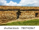 the ruins of the ancient... | Shutterstock . vector #780742867
