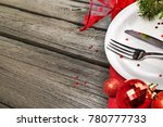 christmas holiday background | Shutterstock . vector #780777733