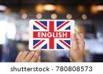english   british england... | Shutterstock . vector #780808573
