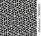 vector seamless stripes pattern.... | Shutterstock .eps vector #780966073