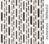 black and white irregular... | Shutterstock .eps vector #780966313