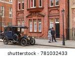 london  uk   june 17  2013  a... | Shutterstock . vector #781032433