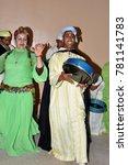 kerrouchen  morocco   march 6 ... | Shutterstock . vector #781141783