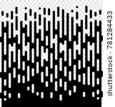 vector halftone transition... | Shutterstock .eps vector #781284433
