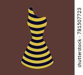 icon in flat design fashion... | Shutterstock .eps vector #781507723