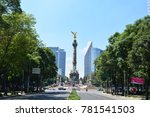 mexico city  mexico   oct 15th  ... | Shutterstock . vector #781541503