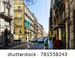 valencia  spain   march 10 ... | Shutterstock . vector #781558243