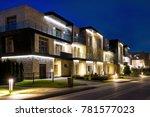 moscow region   november 13 ...   Shutterstock . vector #781577023