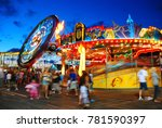 seaside heights  nj  usa august ...
