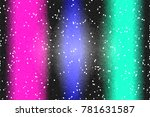 pink blue turquoise background | Shutterstock . vector #781631587
