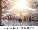 madinah  saudi arabia   dec... | Shutterstock . vector #781648777