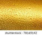Abstract Background Of Golden...