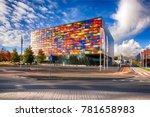 hilversum  the netherlands  may ... | Shutterstock . vector #781658983