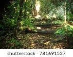 miramar lagoon in zapata | Shutterstock . vector #781691527