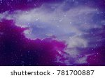 Small photo of Star , Nebular and galaxy