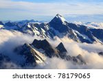 Alps Alpine Landscape Of...