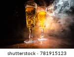 new year eve celebration... | Shutterstock . vector #781915123