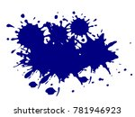 navy color vector | Shutterstock .eps vector #781946923