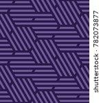 vector seamless pattern. modern ...   Shutterstock .eps vector #782073877