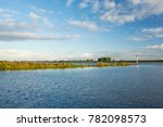 beautiful morning landscapes at ... | Shutterstock . vector #782098573