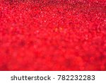 Red Sequins Texture. Red New...