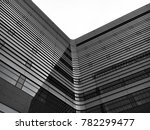 abstract architecture line