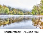 new river gorge water river... | Shutterstock . vector #782355703