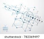 industrial and engineering... | Shutterstock . vector #782369497