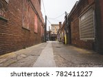 Lost Down The Long Brick Alley...