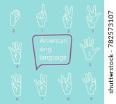 american sign language  asl ...