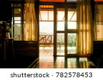 the sun is shining to the... | Shutterstock . vector #782578453